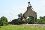 CSX 4083 bringing the local from Brewton