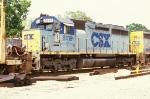CSX 8418 on Q612