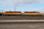 BNSF 7954 & 1812 Don't They Look Great!!!