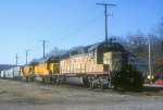UP SD40-2 3131