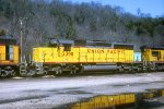 UP SD40-2 3398