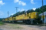 UP SD40-2 3421