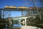 UP GP40 509 George's Creek