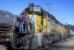 UP GP40 660
