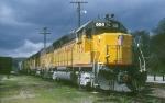 UP GP40X 956