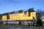 UP GP40X 958
