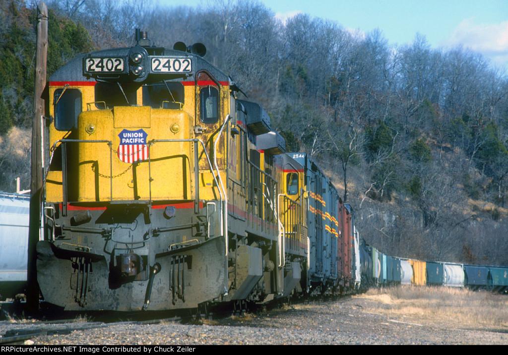 UP C30-7 2402