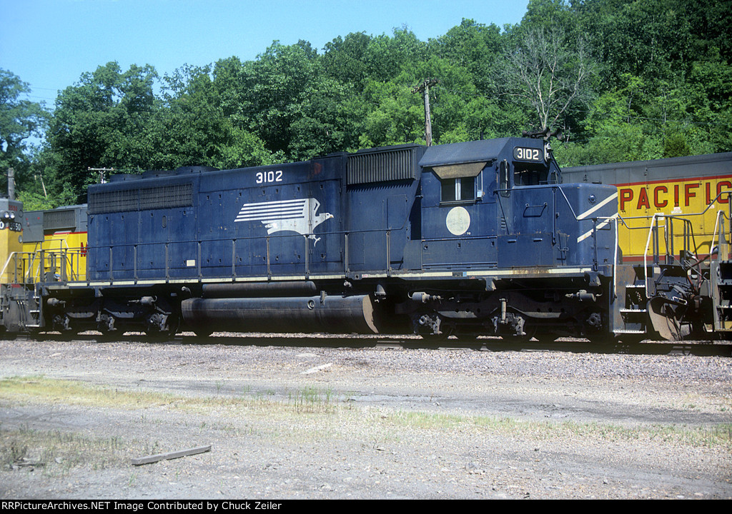 MP SD40-2 3102
