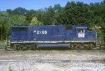 MP GP38-2 2168