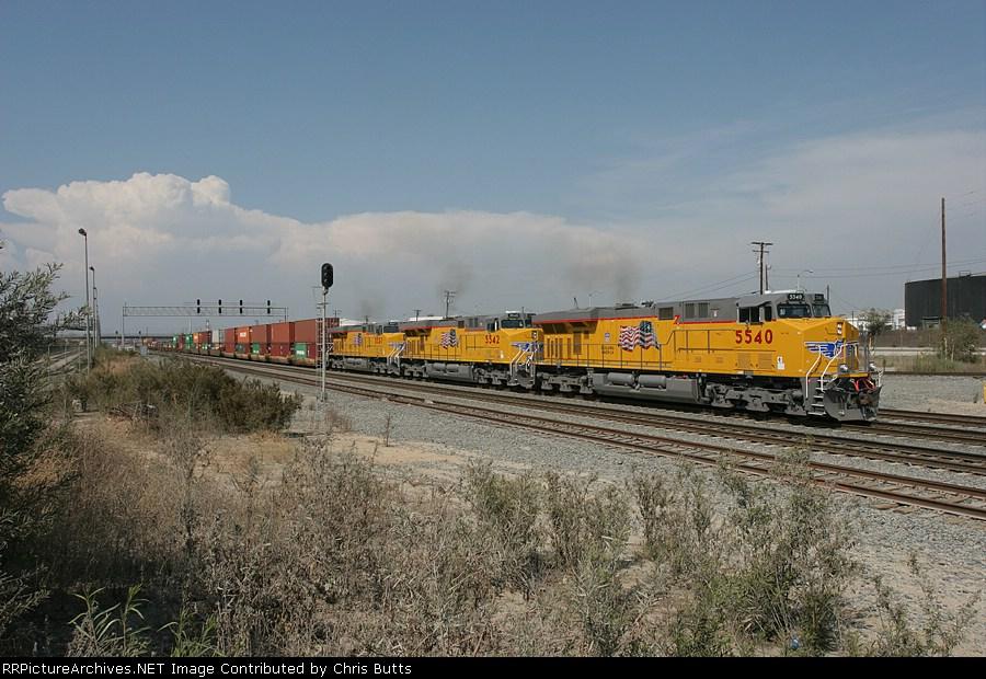 UP 5540