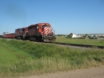 CP Train 461