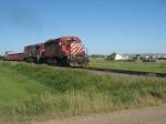 CP Train 461