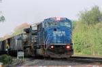 Conrail 6723 and 9036