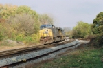 Q 450 with CSX 207