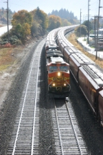 Just another typical BNSF grainer