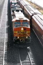BNSF 4593