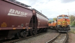 No mistaking BNSF