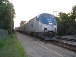 Arriving Amtrak