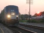 Amtrak Sunset
