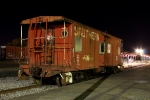 Southern bay window caboose at RailFest