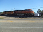 BNSF 6429 and 9949