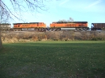 BNSF 6006 and 6328