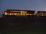 BNSF 7684