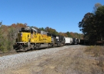 HLCX 5985 leads 59Q empty grain up Braswell