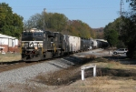NS 346 with some junk at Rockmart