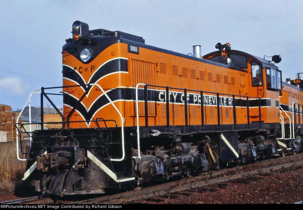 COP 101 Engine (S1)