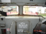 THE CAB OF ATSF engine # 92