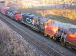 CN 7029 and 4130