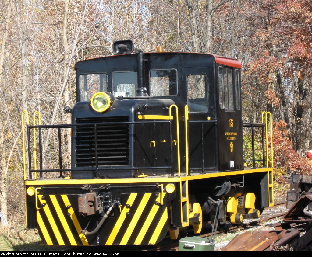 Walkersville Southern RR 45