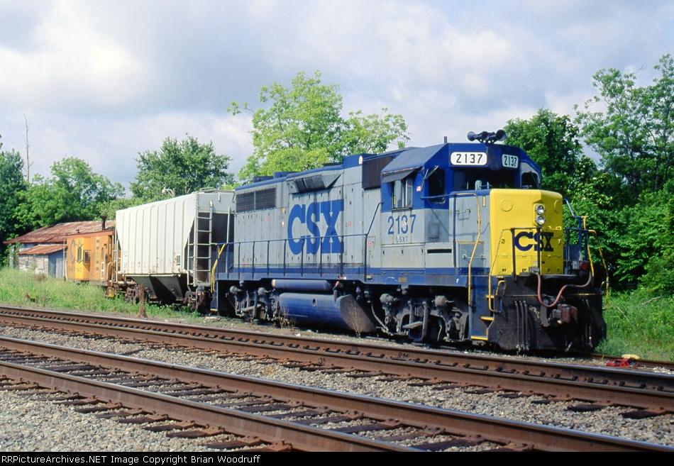 CSX 2137