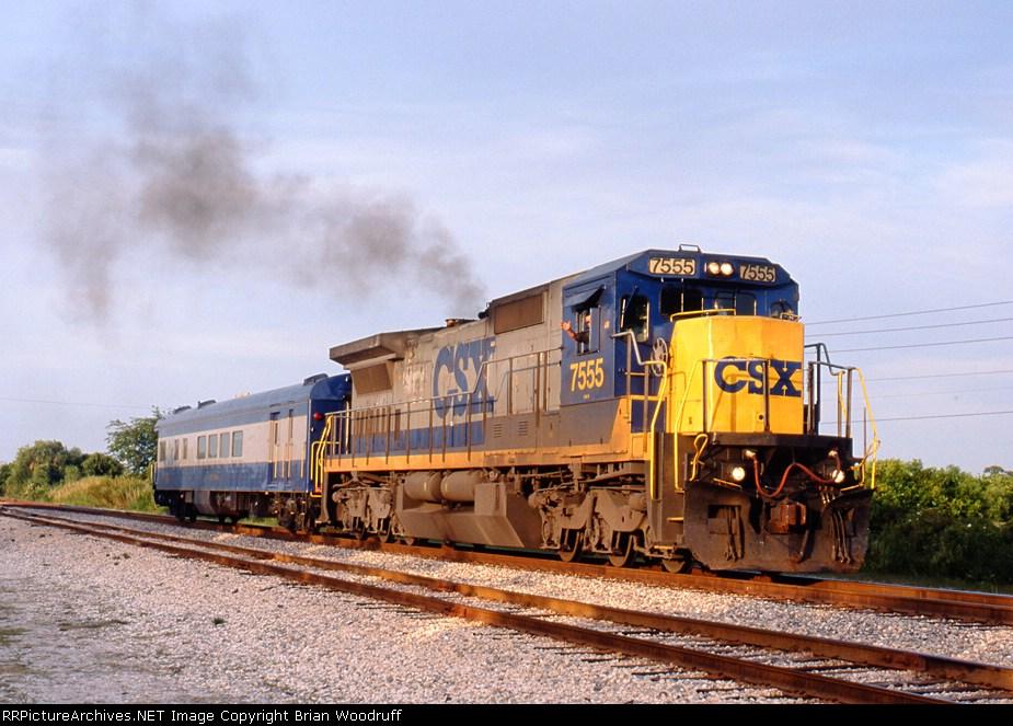 CSX 7555