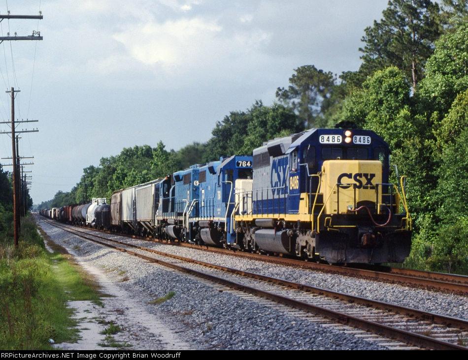 CSX 8486