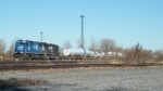 NS ??? sits in whats left of SK Yard