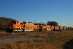 Westbound BNSF Empty Coal Train