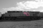 Pink Ribbon Locomotive