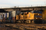 Eastbound UP Intermodal Train