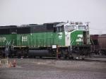 BNSF 8156