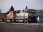BNSF 9523