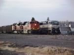 BNSF 9225