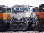BNSF 9654