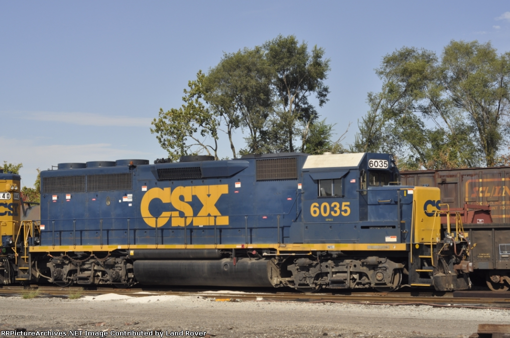CSXT 6035