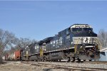 NS 9255 On NS 143 Eastbound