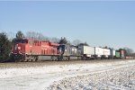 CP 9356 On NS 282 Westbound
