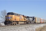 UP 5476 On NS 288 Westbound