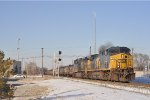 CSXT 331 On CSX K 514 Eastbound