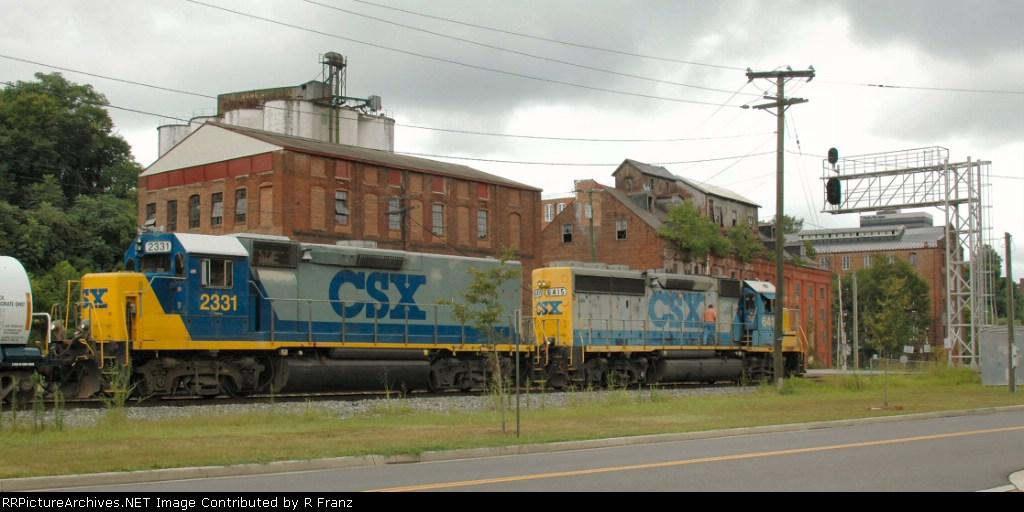 CSX 2331